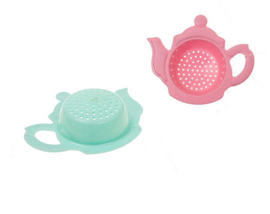 صافی چای طرح قوری پلاستیکی stillo