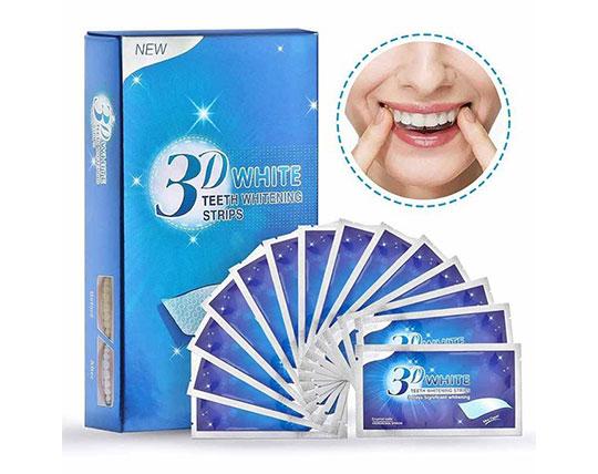 نوار چسب سفید کننده دندان 14 عدد