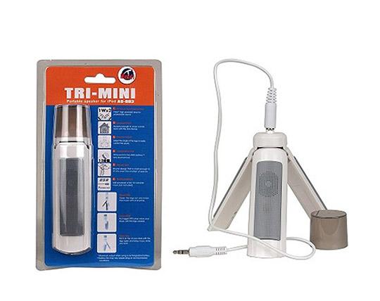 اسپیکر گوشی و تبلت سه پایه TRI-MINI