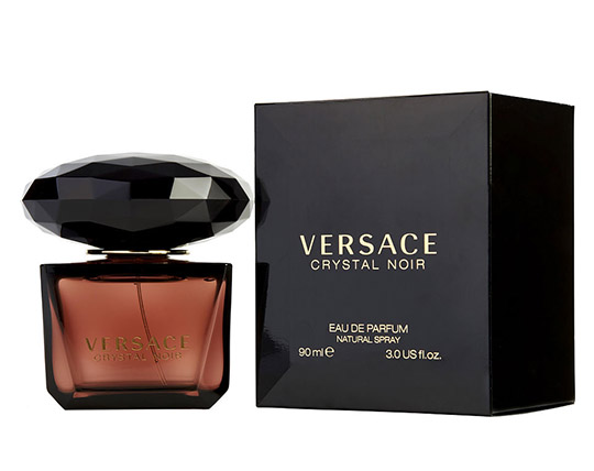 عطر ورساچه کریستال نویر زنانه Versace Crystal Noir
