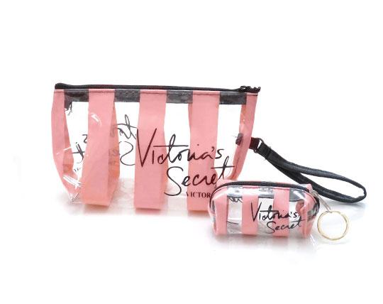 ست کیف آرایش مدل Victoria Secret