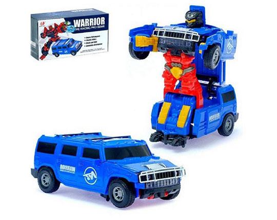 ماشین اسباب بازی تبدیل شونده Warrior Transfromer