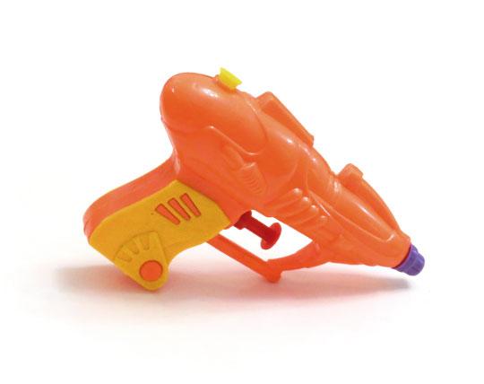 تفنگ آبپاش سری جدید