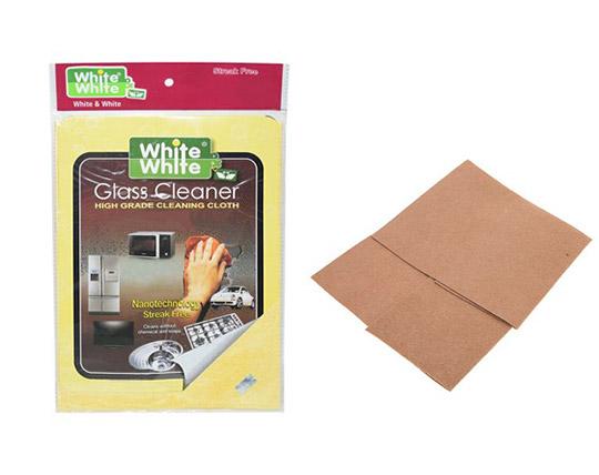 دستمال پاک کننده با الیاف نانو White