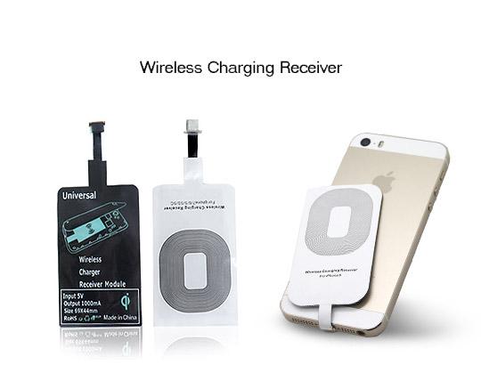 گیرنده شارژر وایرلس Wireless charger reciever