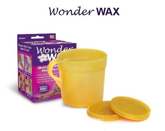ژل و موم موبر واندر وکس Wonder Wax