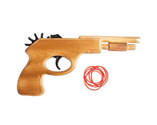 تفنگ چوبی کش انداز