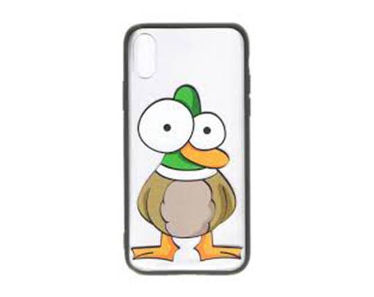 قاب موبایل طرح اردک Zoo Duck