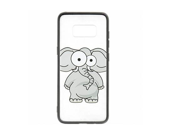 قاب موبایل طرح فیل Zoo Elephant