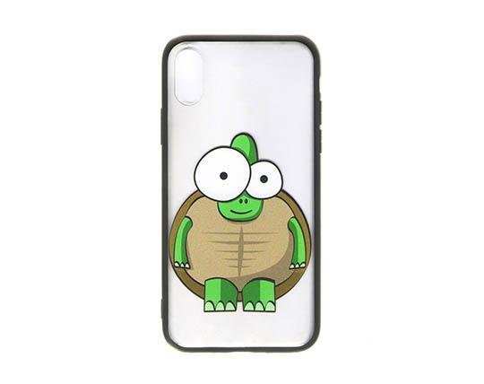 قاب موبایل طرح لاکپشت Zoo Turtle