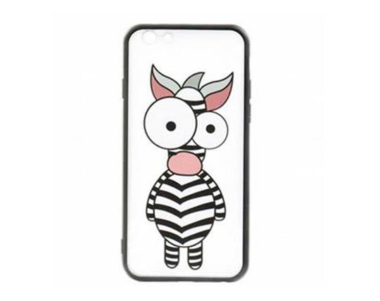 قاب موبایل طرح زبرا Zoo Zebra